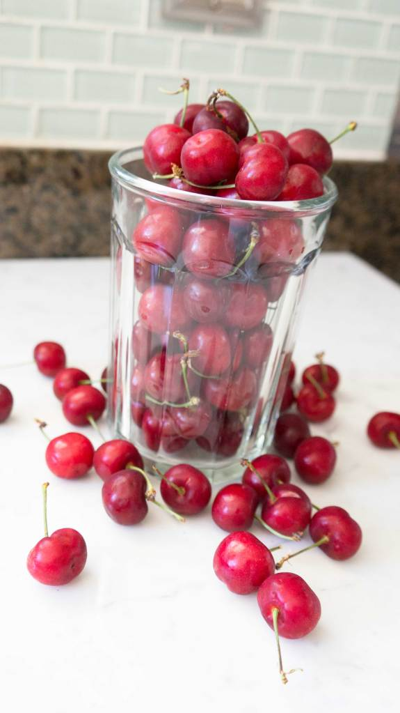 To Be Simply Happy: Let it Rain Cherries