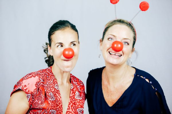 To Be Simply Happy: Red Nose Day