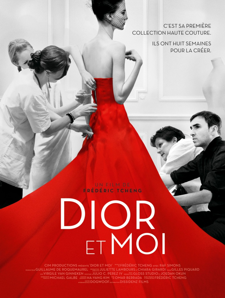 Dior et Moi (Dior and I) is a documentary showcasing the madness a world renowned fashion team goes thru to prepare a line for debut in 8 short weeks. A must see for the fashionistas of TBSH!