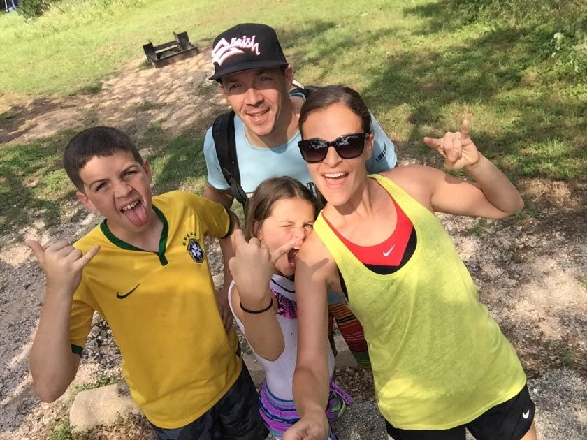 Quick Family Camping Trip To Pedernales Falls State Park