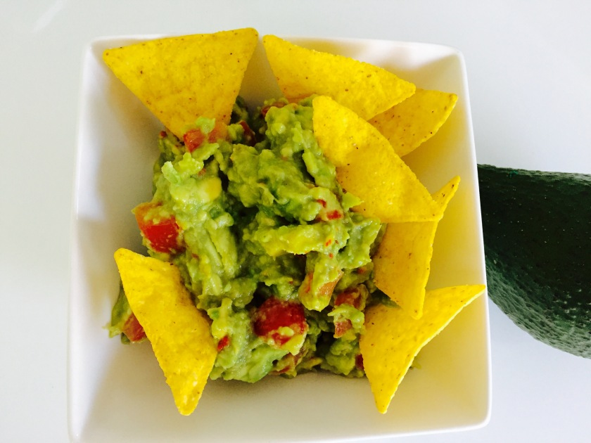 To Be Simply Happy: Guacamole