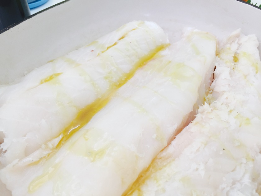 To Be Simply Happy: Cod Fish Fillet Recipe