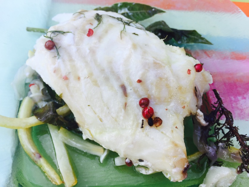 To Be Simply Happy: Cod Fish Filet Recipe