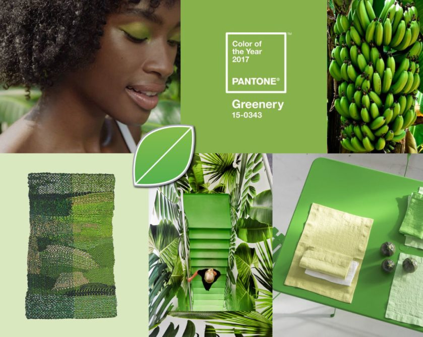 To Be Simply Happy: Pantone's Color of 2017