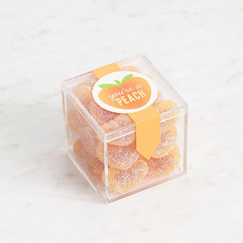 Sugarfina Peach Bellini Gummies from The Paper Source $9.95