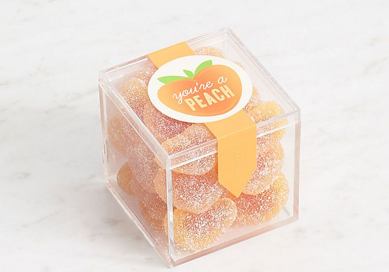 Sugarfina Peach Bellini Gummies from The Paper Source $9.95