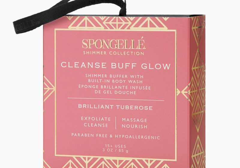 Brilliant Tuberose Shimmer Body Wash Buffer $20