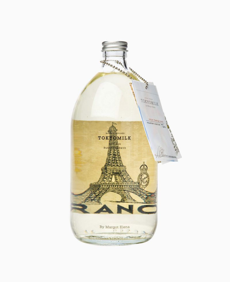Tokyo Milk Eiffel Tower No. 15 Large Bubble Bath $36