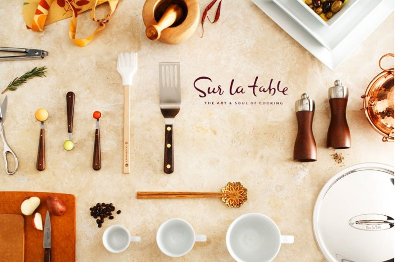 Sur La Table Cooking Class (prices vary)