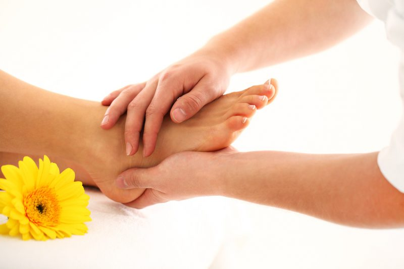Treat your Galentine to an enjoying and relaxing foot massage $30 for 1 hour!